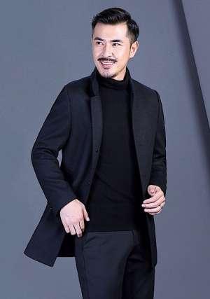 商务大衣制服